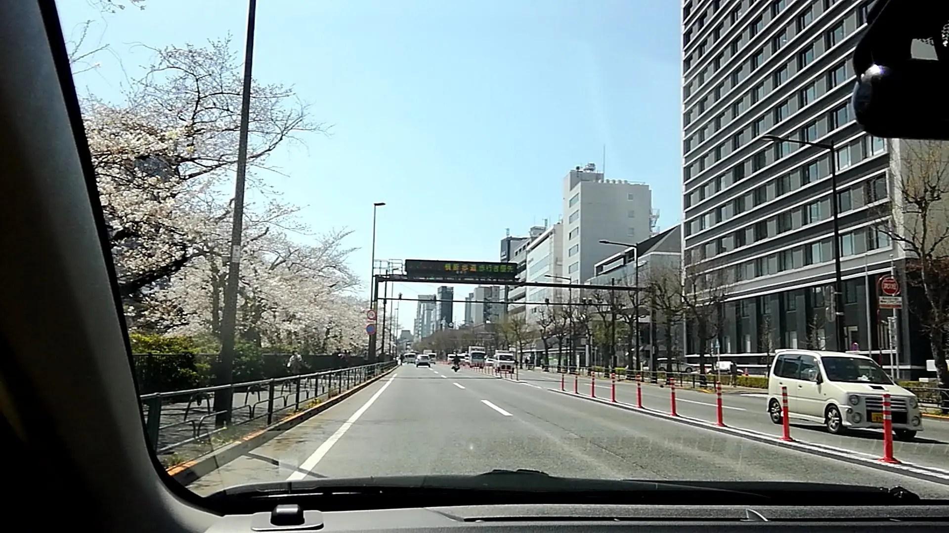 飯田橋・神楽坂・市ヶ谷・お堀周辺
