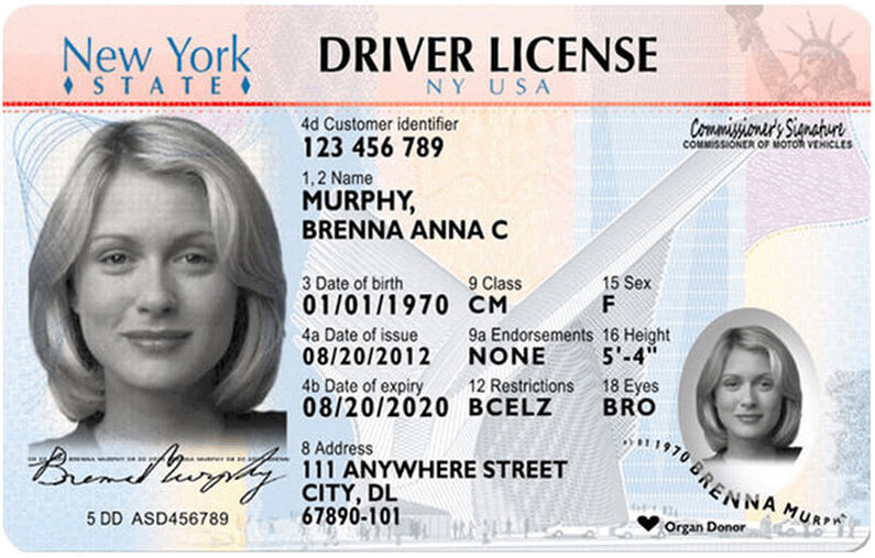 Carolina Drivers Drivers License Carolina 2013 North North 2013 License