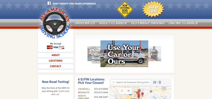 All American Driving School