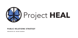 Project HEAL Public Relations Strategy