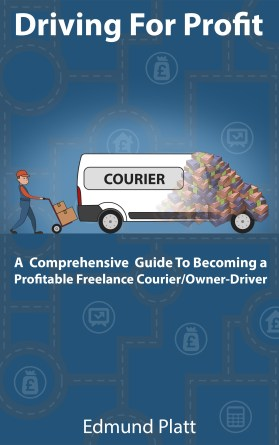 Freelance Courier/Owner-Driver, van driver, - Driving For Profit - Van Image