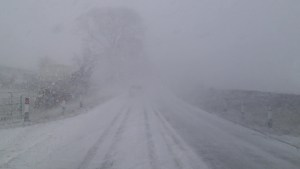 Freelance Courier/Owner-Driver - Snow Driving
