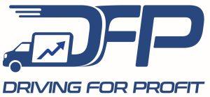 Driving For Profit Logo - Freelance Courier Website