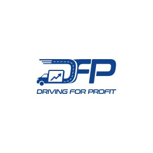 Driving For Profit - Logo 2 - Freelance Courier Guide