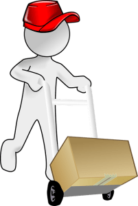 Freelance Courier, Sack Truck/Barrow, Parcel Delivery, van driver