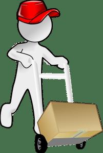 Freelance Courier, Sack Truck/Barrow, Parcel Delivery, van driver