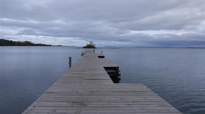 Winter Threatens Along Lake Superior