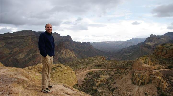 Driving in the Elements: The Apache Trail