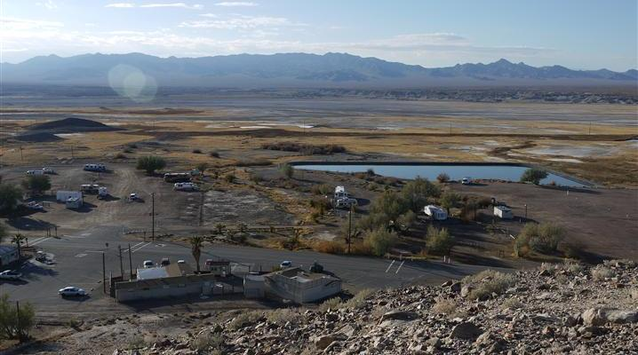 A Failed-Flasher's Guide to Death Valley Showers and Baths