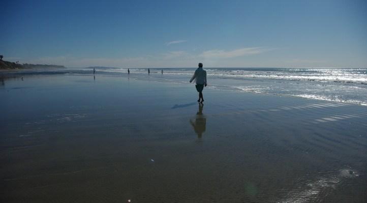 Likes: Long Walks on the Beach