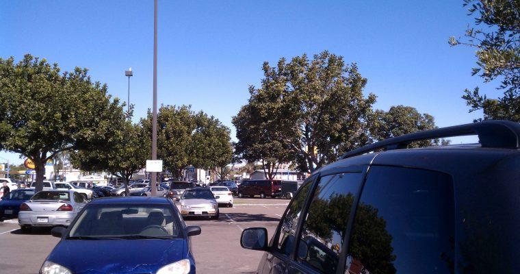Death to Parking Lots! Rocky Speaks.