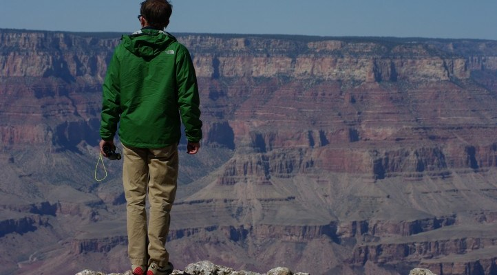 Seeing the Grand Canyon Like a Tourist