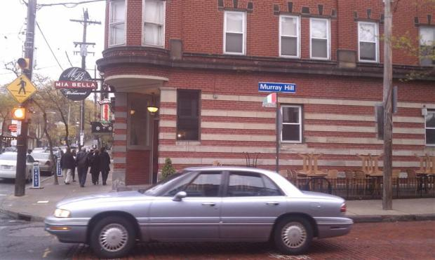 Cleveland's Little Italy.