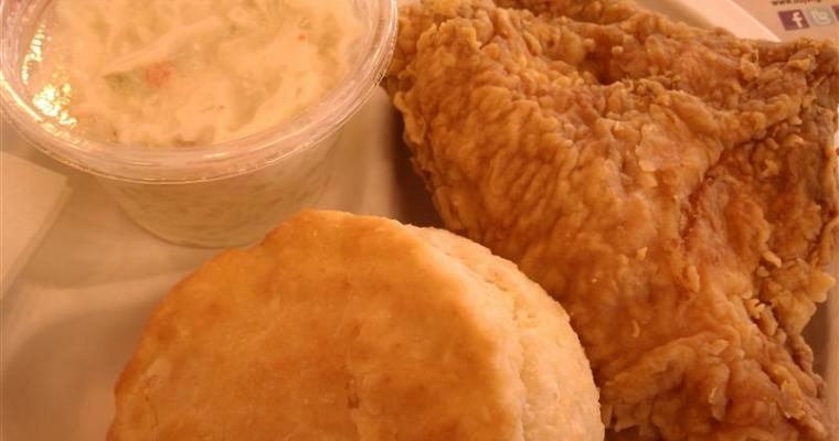 Bojangles' Fried Chicken, the Best Fast Food in the South