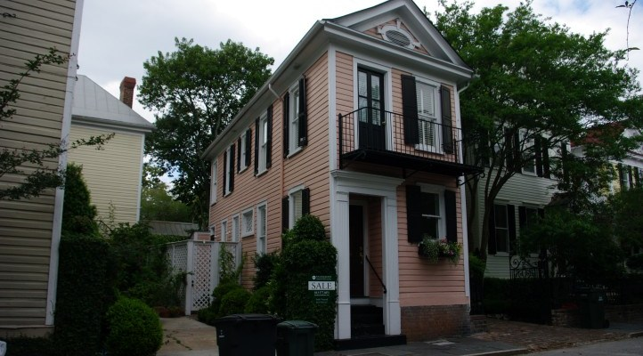 Our Top Ten Favorite Charleston Houses