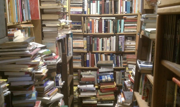 This insane bookstore makes Durango awesome.