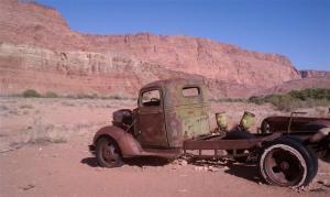 Reliable desert transportation.