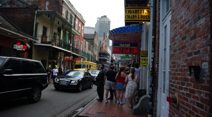 Avoiding Death and STDs on Bourbon Street