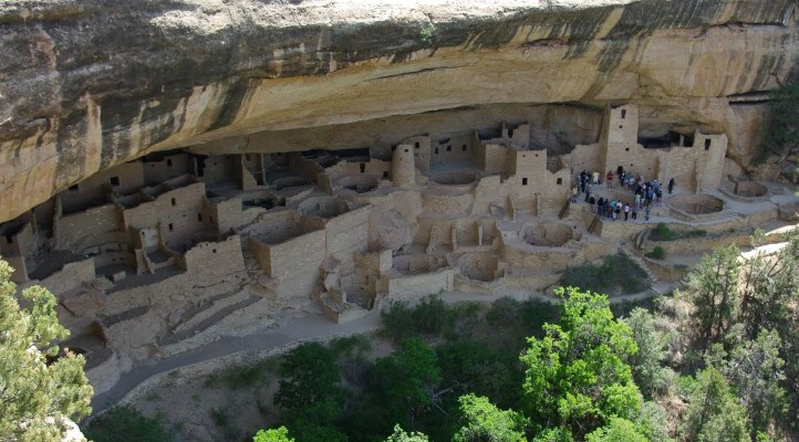 The Palaces of Mesa Verde National Park