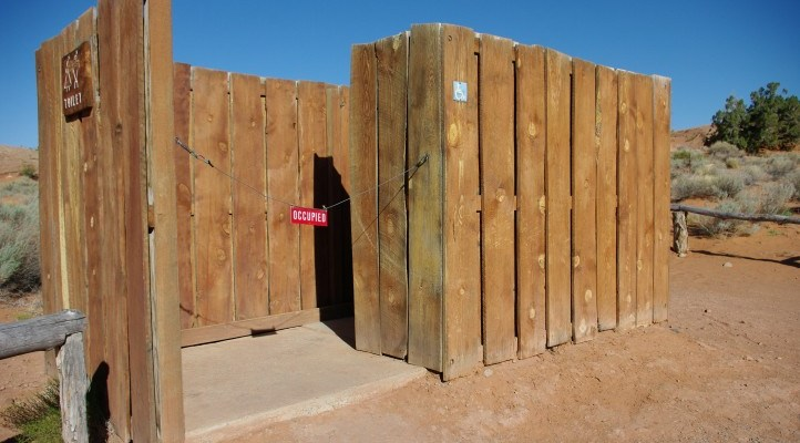 The Worst Bathroom in the US is in Moab, UT!