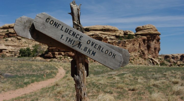 Hiking and Camping in Canyonlands National Park's Needles District