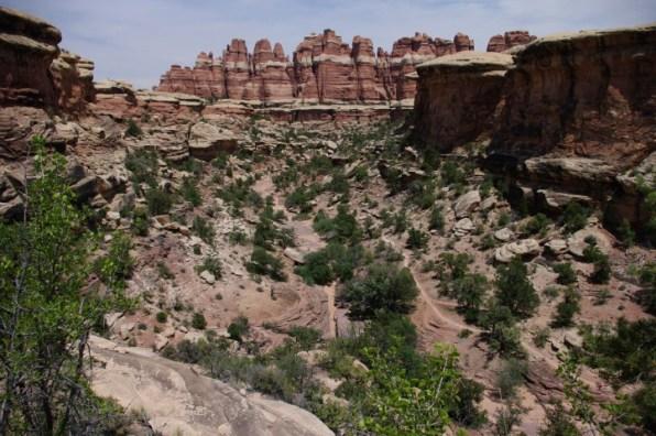 Elephant Canyon.