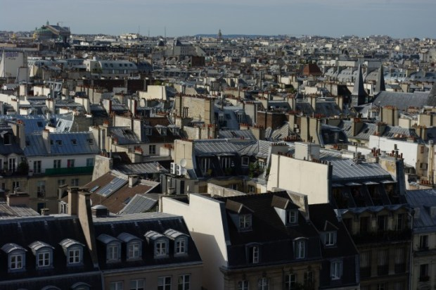 Adriana (from the movie Midnight in Paris): That Paris exists and anyone could choose to live anywhere else in the world will always be a mystery to me.