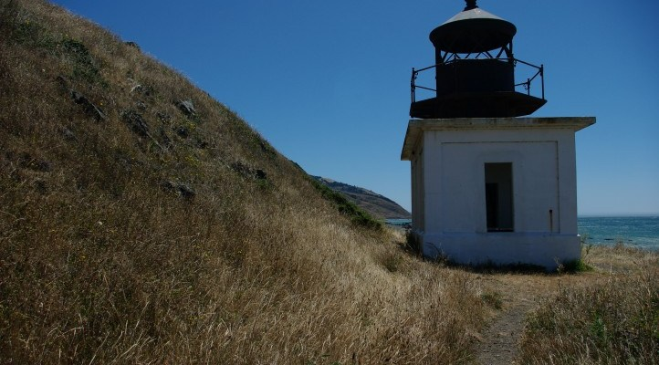Hiking to the Punta Gorda Lighthouse on the Lost Coast