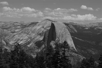 Honestly, I probably took 300 pics of Half Dome.