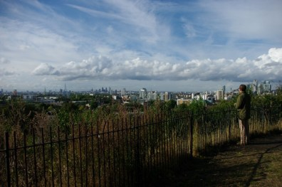 The view from Point Hill Park.