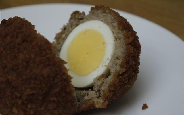 A Tale of Three Scotch Eggs