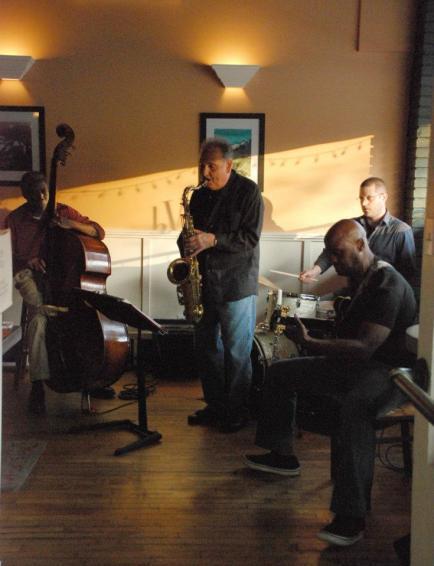 The Tony Jenkins Jazz Trip.
