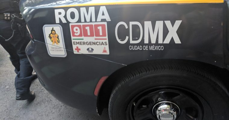 Podcast Episode 4 (Series 1): Six Hours in a Mexico City Police Station