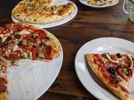 Pizza from Crave in Buena Vista