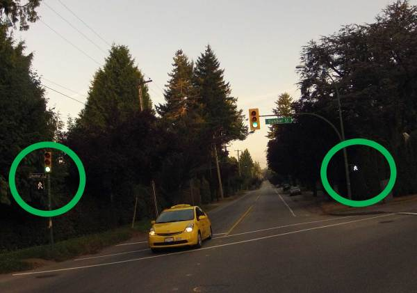 How To Tell If The Traffic Light Will Change To Yellow Soon When Driving