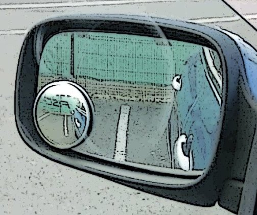 mirrors for parking