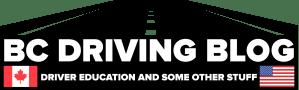 bc driving blog