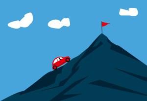hill parking