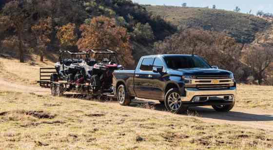 how to tell if silverado has tow package