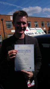 Intensive driving lessons Northampton