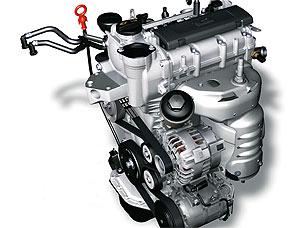Volkswagen Three Cylinder Engine
