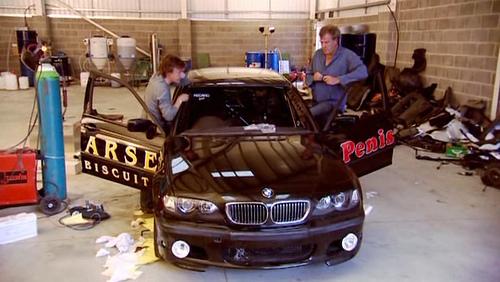 Top Gear Racing Decals: Ice Racing