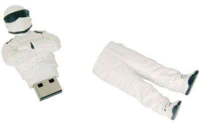 The Stig USB Memory Stick