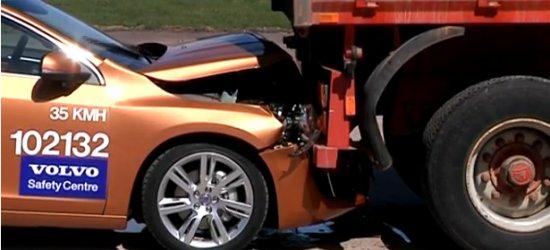 Volvo Brake Test Fail