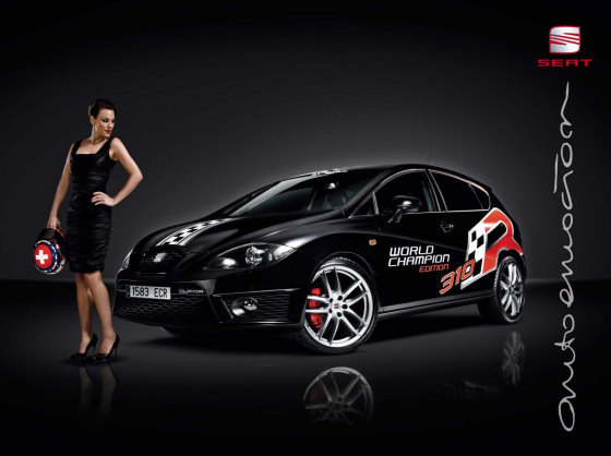 SEAT Leon Cupra R World Champion Edition
