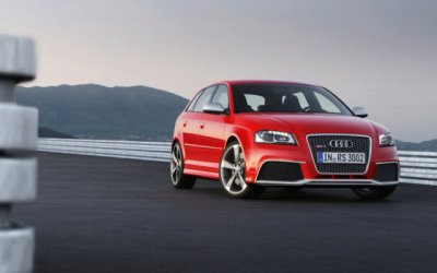 Red Hot Audi RS3 Finally Breaks Cover