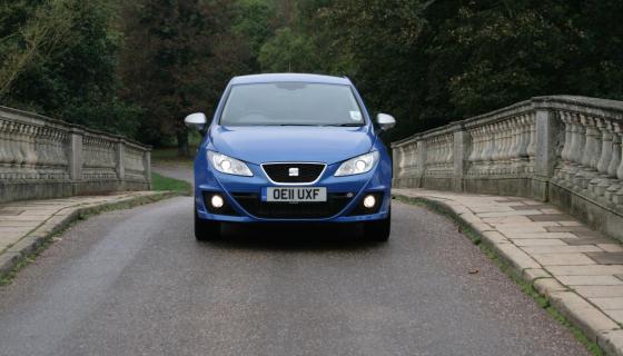 SEAT Ibiza FR TDI Review
