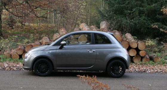 Fiat 500 TwinAir Plus Review