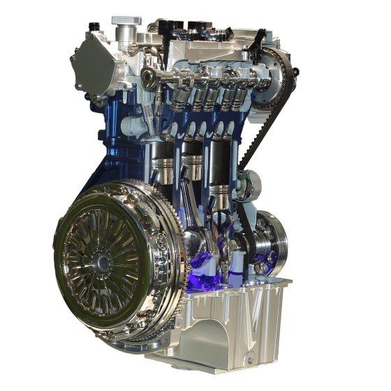 Ford Focus 1-litre EcoBoost