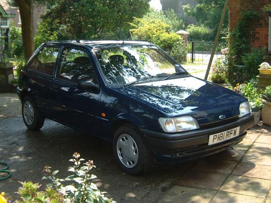 1996 Ford Fiesta Classic Diesel